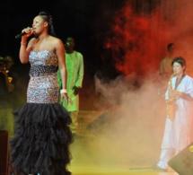 Pour la premiere fois, Titi chante, remercie le public en oubliant son grand frère Youssou Ndour