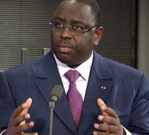 """Macky Sall: """"Que Wade se comporte correctement comme Diouf, sinon..."""""""