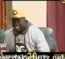 Vidéo: Le fou rire de Zoss quand Gouye Gui parle de Cheikh Yerim Seck
