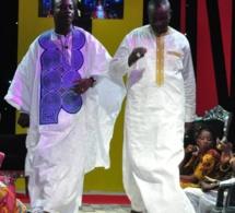 Dj Boubs défile pour Papis Mode