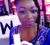 """Khady Ndiaye Bijou est la nouvelle vedette qui donne la banane à toute l'équipe de """" Yééwulén"""""""