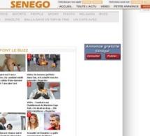 Le site d'actualité Senego piraté depuis quelques temps
