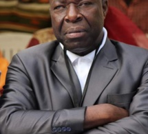 """Portrait de Oumar Sankharé, auteur du livre controversé """"Le coran et la culture grecque"""""""