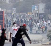 Les policiers ont pourchassé les étudiants jusqu'aux locaux de Bougane Gueye Dani