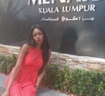 Katy Chimère Diaw en lune de miel en Malaisie