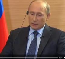 """Interprétation de l'interview Poutine: """" Il était d'une vivacité incroyable """""""