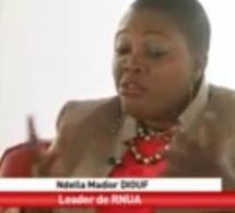 Vidéo: Ndelle Madior menace de corriger celui qui osera...