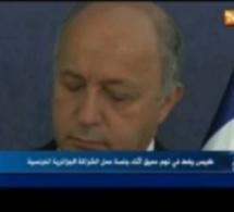VIDÉO - Laurent Fabius s'endort lors d'une réunion officielle en Algérie