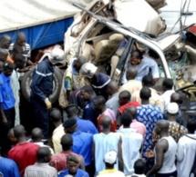 Un mort et six blessés dans un accident à la Patte d'Oie