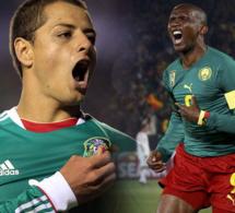 Le Mexique bat le Cameroun 1-0 (les moments forts du match)