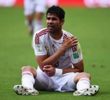 Diego Costa insulté par le public brésilien