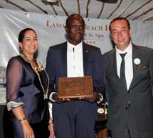 10ème anniversaire du Lamantin : Johnson Mbengue reçoit sa prime de fidélité !