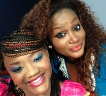 Fama Thioune et Adja Astou de la Sen Tv
