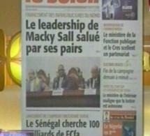 Vidéo: Revue de presse du jeudi 26 juin 2014 (Kinkéliba RTS) Regardez