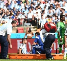Argentine, Aguero forfait pour le reste du Mondial