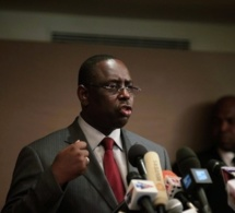 SENEGAL: Les partisans du président Macky Sall déclarent la guerre à Khalifa Sall