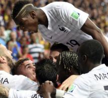 France - Nigeria 2-0 : Les Bleus ont pris le bon quart