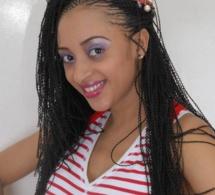 Sokhna Aidara Seck toute radieuse avec son joli sourire.