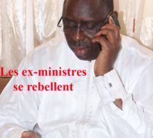 Les ex-ministres somment Macky Sall de s'expliquer et assènent leur vérité
