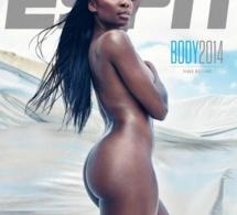 Venus Williams nue pour la couverture d'un magazine