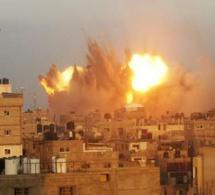 Le bilan monte à 100 morts à Gaza