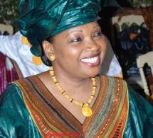 L'élégance de Mareme Ndiaye ,la reine du cœur du DG de la 2STV El Hadji Ndiaye.