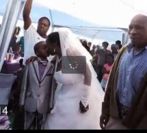 Afrique du Sud : Un petit garçon de 9 ans épouse une mémée âgée de 62 ans
