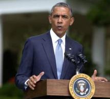 Obama: « Notre priorité est d'obtenir un cessez-le-feu »