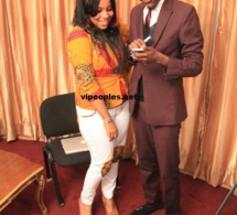 Dolce en toute complicité avec son patron Mara Ndiaye