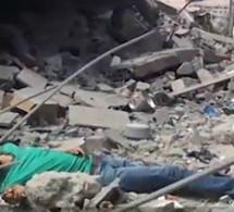 Un Palestinien tué par balle à Gaza devant une caméra