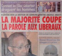 CCBM/TSE : LE PETARD MOUILLE DE THIERNO TALLA !   Par Madior SALLA