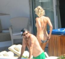 Le gros oups de Pamela Anderson