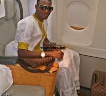 L'international sénégalais Ibou Touré accro à la marque Luis Vutton