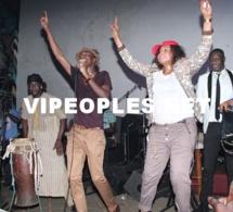 """Amina Poté et Waly Seck sur scéne: le """"Mborokhé Mborokhé"""" en action"""