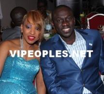 Pape Diouf et Viviane Chidid: Un couple élégant de la musique