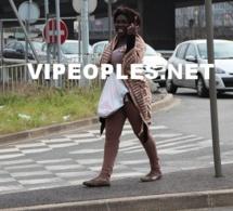 2 Photos: Look N' Diollé Tall dans les rues de St Grevais Porte Bagnolet de Paris. No coment