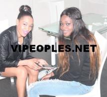 Simone Ba et Khady Cissé à Paris
