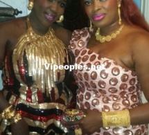 N'Diollé Tall en compagnie de Maguette Thioye la Sénégalaise de Stockolm