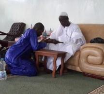 Photos: Le milliardaire Cheikh Amar un fervent talibé de Serigne Saliou