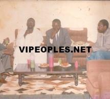 Souvenir: Macky Sall, Kader Sow, Khoureychi Ba et feu Ousmane Masseck Ndiaye.
