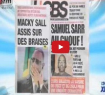 Vidéo: Revue de presse du 27 aout 2014 avec Mamadou Mouhamed Ndiaye Regardez