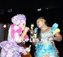Ngoné Ndiaye et Fatou Laobé sur scéne