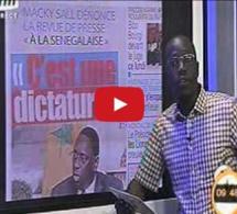 Vidéo: Revue de presse du 28 aout 2014 avec Mamadou Mouhamed Ndiaye Regardez