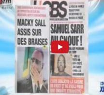 Vidéo: Revue de presse du 29 aout 2014 avec Mamadou Mouhamed Ndiaye Regardez