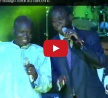 Vidéo: intervention de Salam Diallo et Thione Seck à la soirée de Oumar Péne. Regardez