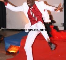 Le fils des danseurs Hamady Badiane et Kiné porte le nom de Hameth Thiou