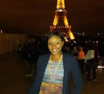 Codou Gueye l'ex star de millénium star en lune de miel à Paris
