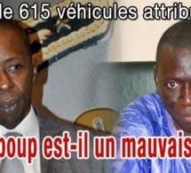 MARCHE PUBLIC DE 215 VEHICULES RAFLE PAR TSE:La seconde chute de Serigne Mboup