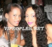 Adja Ndoye en compagnie de Katia Thiam