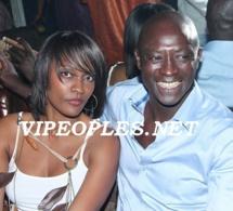 Babacar Diop de la Villa Kristal en compagnie de Kania Bathilly de Vogue